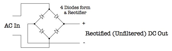 Schematic Rectifier